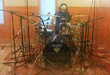 David de la Fuente Grabación baterías y producción Mario López
