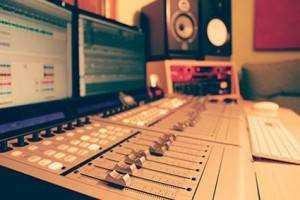 equipo grabación david de la fuente