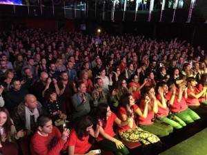 concierto meche barcelona 2014
