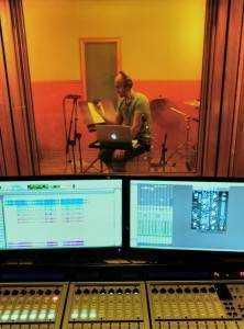 Grabación online pequeña percusión