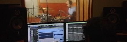 grabación baterías Etiqueta Negra