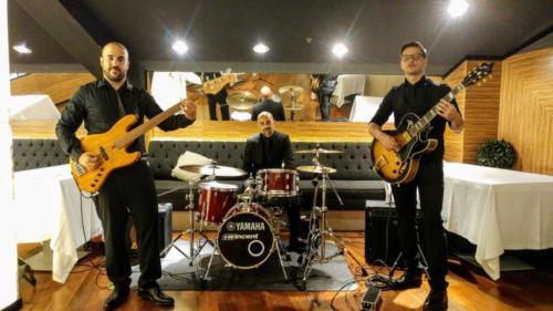 Trio de jazz para eventos