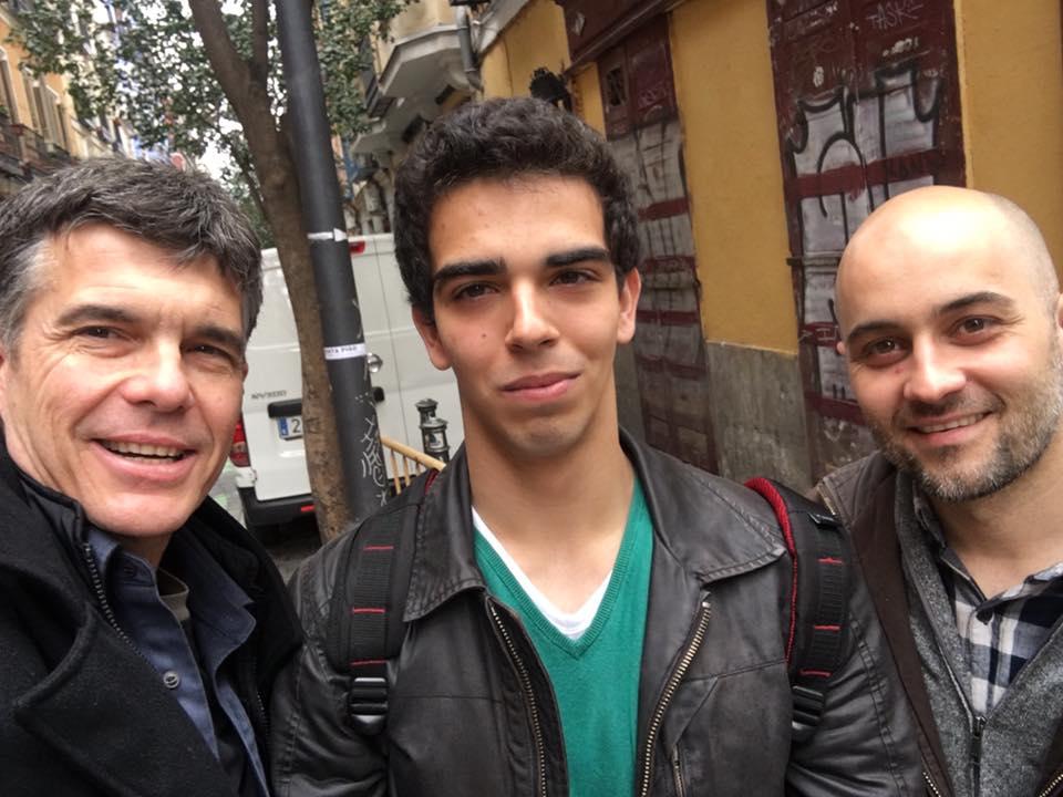 Grabación baterías online Álvaro Gil